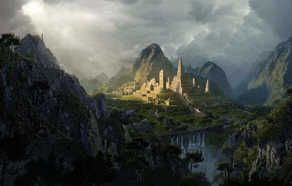 50 Best Matte Painting Tutorials