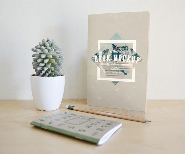 Book-Cover-Mockup