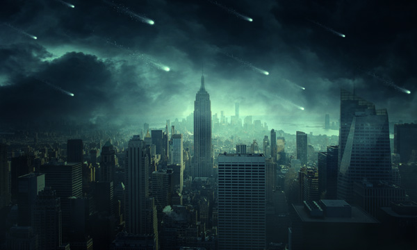 Create a Pre Apocalyptic Composition in Photoshop